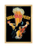 Birra Itala Pilsen 1920 Ca