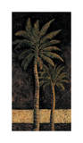 Dusk Palms II
