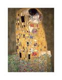 Le Baiser, vers 1907 Giclée par Gustav Klimt