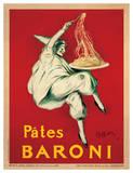 Pâtes Baroni, vers 1921 Giclée par Leonetto Cappiello