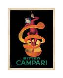 Campari Bitter, 1921 Giclée par Leonetto Cappiello