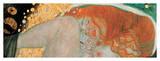 Danaé (détail) Giclée par Gustav Klimt