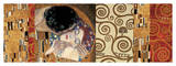 Deco Collage (from The Kiss) Giclée par Gustav Klimt