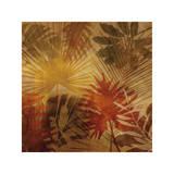 Sunlit Palms I