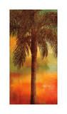 Sunset Palms I