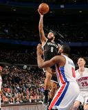 Brooklyn Nets v Detroit Pistons