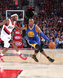Golden State Warriors v Portland Trail Blazers