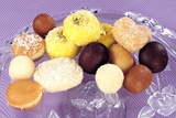 Mix Sweets on Voilet