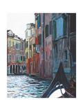 Venetian Backwater  2012