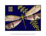 Mini Shimmering Dragonfly II