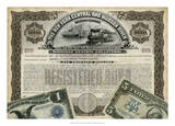 Antique Stock Certificate I