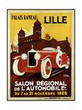 Lille Salon 1926 Giclée