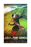 Le Golf de Font Romeau
