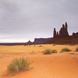 Monument Valley Panorama 1 2 of 3