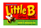 Little B Brand California Vegetables