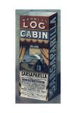 Log Cabin Sarsaparilla