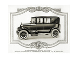 Morris Motors Automobile  from Penrose Annual