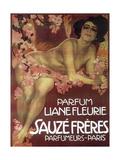Lianefleurie Giclée