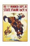Rodeo State Fair Roan
