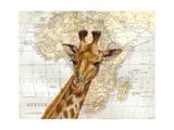 Out of Africa Reproduction d'art par Jane Wilson