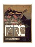 Paris Cigarettes 1901