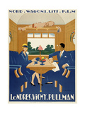 Londres Vichy Pullman