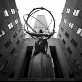 NYC Rockefellar Reproduction d'art par Nina Papiorek