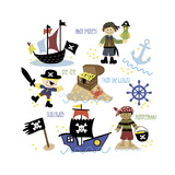 Pirates and Ships