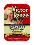 Victor Renée Sardines