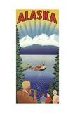 Trav Alaska Whitecap Mountains