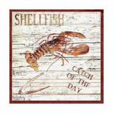 Shellfish II Giclée par Karen Williams