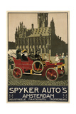 Spyker Auto Dutch 1910