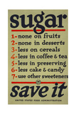 Sugar  Save It