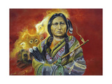 Sitting Bull Peace Pipe Visions