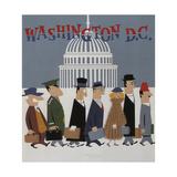 Washington DC Giclée