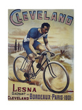 Vintage Bicycle Giclée