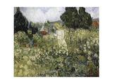 Van Gogh  Marguerite Gachet in the Garden