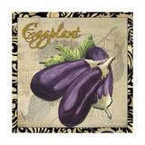 Vegetables 1 Eggplant