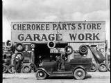 Auto Parts Shop  Atlanta  Georgia
