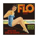 """""""FLO"""" Brand Citrus"""
