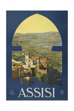 Assisi Giclée