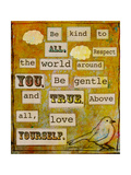 Be Kind to All