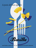 Barilla Pasta Reproduction d'art