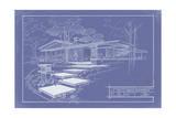 301 Cypress Dr Blueprint - Inverse