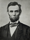 Abraham Lincoln  Head and Shoulders