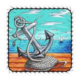 Anchors Away Rope - Border II