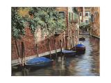 Barche Blu a Venezia