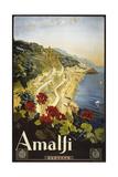 Amalfi Giclée