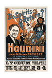 Do Spirits Return  Houdini