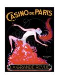 Casino de Paris Giclée